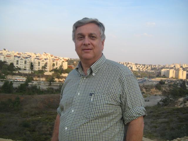 Ira Riklis In Israel