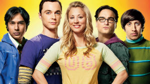 Top 5 Sitcoms: Big Bang Theory